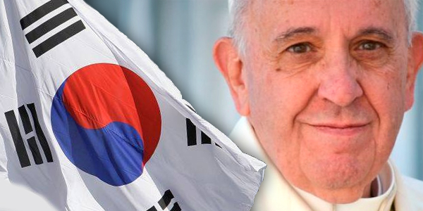 Vaticano divulga dados sobre Igreja Católica na Coreia do Sul