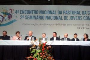 Representantes da Igreja do Brasil e América Latina no 4º Pascom