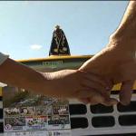 Santuário Nacional de Aparecida recebe Romaria do Carreteiro