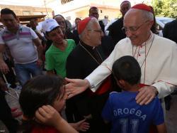 Enviado do Papa ao Iraque relata dramática situação