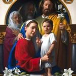 Ícone do Encontro Mundial das Famílias é apresentado nos EUA