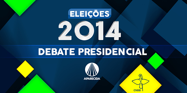 debate cnbb eleicoes 2014