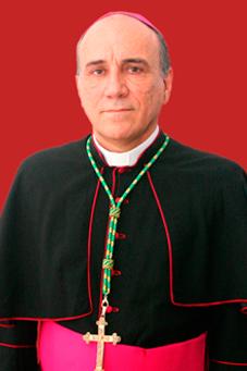Dom José Ronaldo Ribeiro, novo bispo de Formosa (GO)