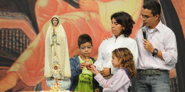 Famílias vão estar em destaque em 2015: no Sínodo, no Encontro Mundial das Famílias e no Dia das Comunicações / Foto: Arquivo