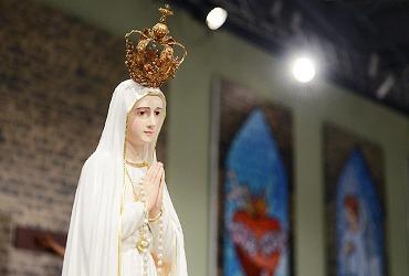 Imagem peregrina de Fátima deve percorrer todas as dioceses do Brasil até outubro de 2017 / Foto: Arquivo