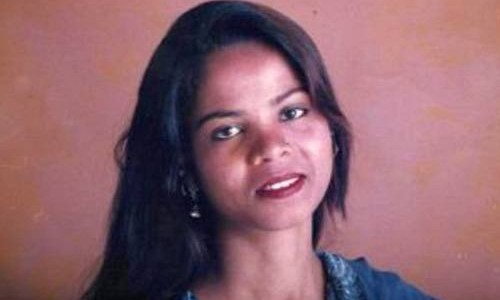 Asia Bibi, cristão paquistanesa condenada à morte acusada de blasfêmia / Foto: Arquivo