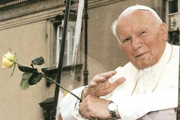 João Paulo II desperta gratidão e alegria nas pessoas mesmo após sua morte, conta postulador / Foto: Arquivo