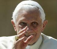 Bento XVI, quando ainda era Papa / Foto: Arquivo