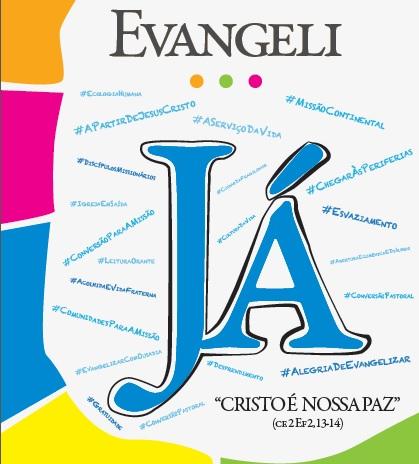 Cartaz da Campanha para Evangelização 2014 / Foto: Divulgação