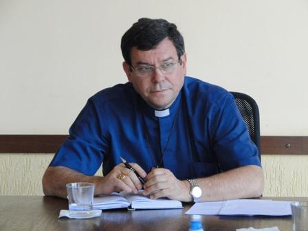 Dom Severino Clasen, presidente da Comissão Episcopal para o Laicato / Foto: Diocese de Caçador (SC)
