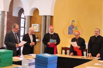Fase Arquidiocesana do processo de beatificação do Servo de Deus padre Vitor Coelho é encerrada / Foto: Polyana Gonzaga - A12.com
