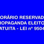 Saiba como funcionará a propaganda eleitoral no segundo turno