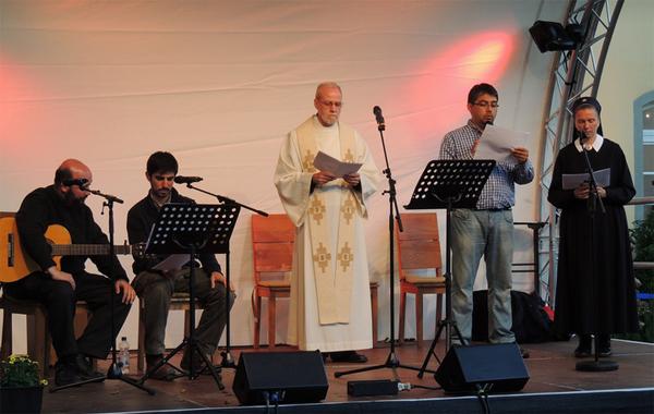 Padre José Bracht presidiu a Cerimônia de Encerramento do Jubileu de Schoenstatt / Foto: Site Oficial do Movimento