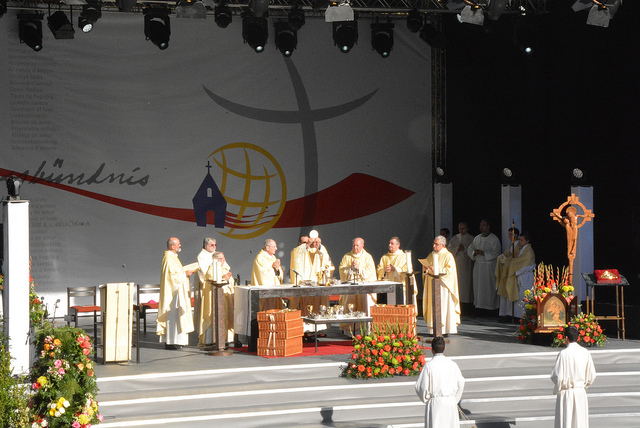 Com celebração da Missa, peregrinos celebram os 100 anos de Schoenstatt, na Alemanha / Foto: Movimento Internacional de Schoenstatt