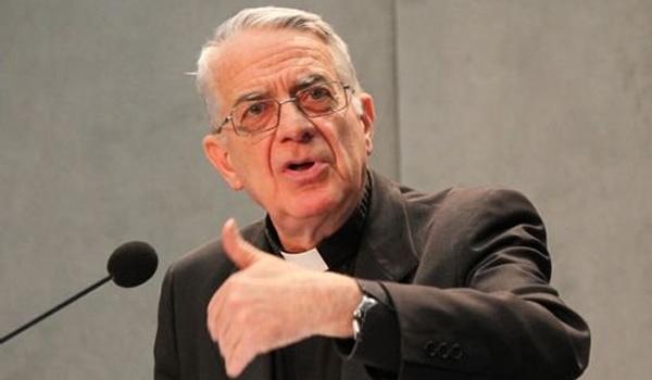 Padre Federico Lomnardi, diretor da Sala de Imprensa da Santa Sé / Foto: Arquivo