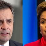 Dilma e Aécio decidirão eleição para presidente no 2º turno