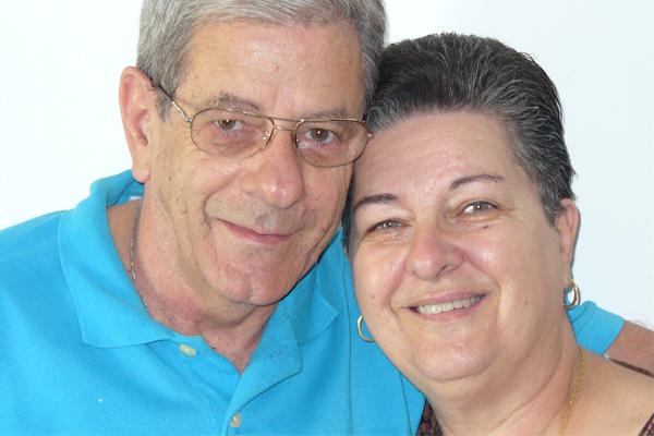 Silvio e Ester, coordenadores da Pastoral Familiar da arquidiocese de São Paulo / Foto: Arquivo Pessoal