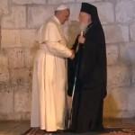 Bispo destaca contribuição do Papa para o ecumenismo