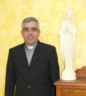 Padre Devair estava a frente da paróquia São José, em Orlândia, diocese de Franca (SP) / Foto: Arquidiocese SP