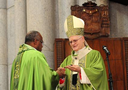 padre Eduardo exercia a função de chanceler e cura da Catedral da Sé / Foto: Arquidiocese SP