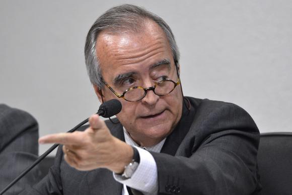 Ex-diretor da Área Internacional da Petrobras Nestor Cerveró / Foto:  Wilson Dias - Agência Brasil