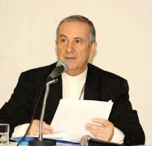 Dom João Carlos Petrini, presidente da Comissão Vida e Família da CNBB / Fonte: CNBB