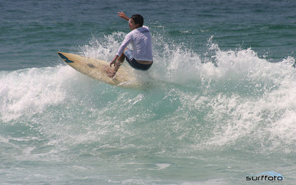 O surfista carioca e médico Guido Schäffer pode tornar-se o futuro beato brasileiro / Foto: Site oficial