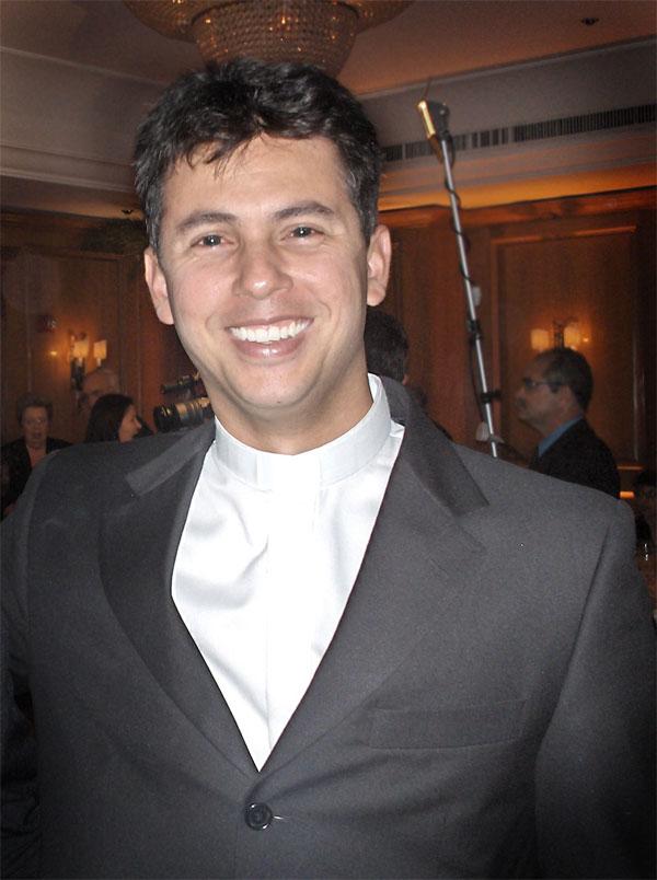 Guido, já seminarista da Arquidiocese do Rio / Foto: Arquivo pessoal
