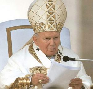 Em seu pontificado, João Paulo II dedicou documento à vida consagrada / Foto: Arquivo