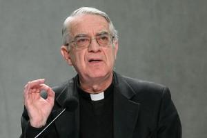 Padre Federico Lombarti, porta-voz da Santa Sé / Foto: Arquivo