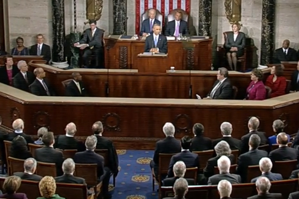 Obama pediu que o Congresso americano encerre o embargo econômico e financeiro a Cuba / Foto: Reprodução The White House