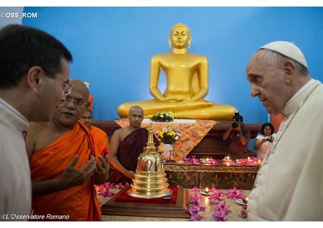 visita tempo budista