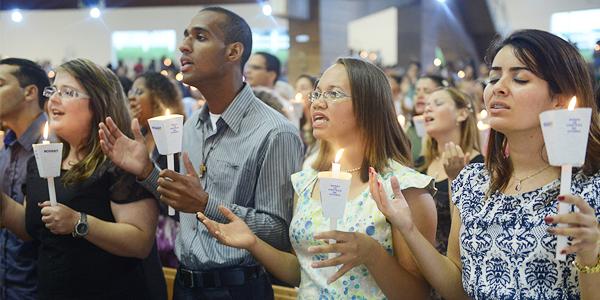 Missionários da Comunidade Canção Nova