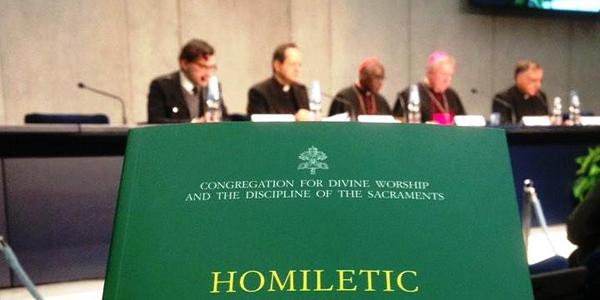 Coletiva de apresentação do Diretório Homilético/ Fonte: Agência Ecclesia