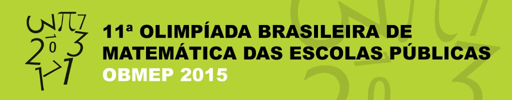 Olimpíadas Brasileira de Matemática