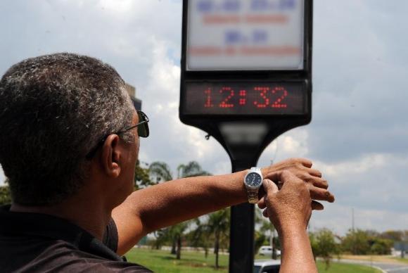 Horário de verão termina dia 22 de fevereiro / Foto: Agência Brasil