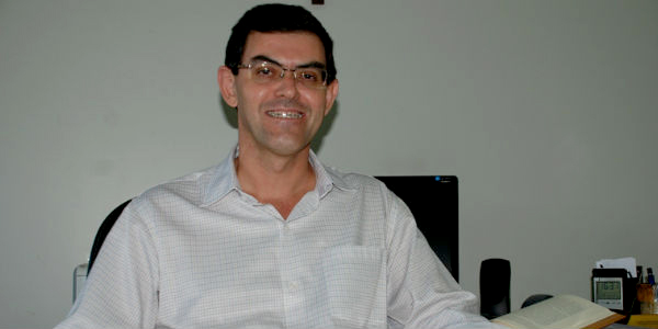 Secretário-executivo nacional da Campanha da Fraternidade, padre Luiz Carlos Dias / Foto: CNBB