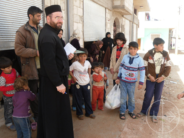 Campanha irá ajudar os cristãos na Síria com alimentos, roupas, medicamentos, geradores e bens de primeira necessidade / Foto: AIS