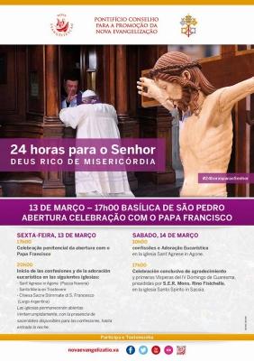 Divulgação / Foto: Pontifício Conselho para Promoção da Nova Evangelização