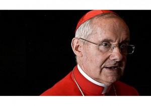 Cardeal Jean-Louis Tauran, jurou como Camerlengo na manhã desta segunda-feira / Foto: Rádio Vaticano