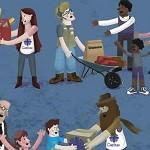 Caritas Chilena faz campanha para ajudar vítimas de inundações