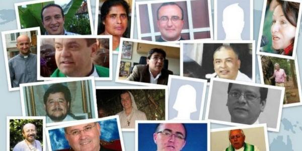 missionarios matires