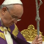 Papa Francisco anuncia Jubileu da Misericórdia