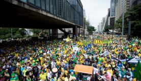 Avenida Paulista / Foto: Agência Brasil