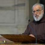 Frei Raniero Cantalamessa - Reprodução Vaticano