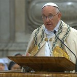 Francisco explica por que proclamou o Ano da Misericórdia