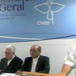 Bispos falam de dízimo, retiro espiritual e clero no Brasil