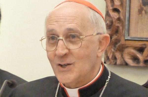 Cardeal Fernando Filoni, autor de um livro sobre a Igreja no Iraque - do início aos dias atuais / Foto: Arquivo