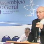 Em coletiva, bispos abordam ecumenismo e Ano da Paz