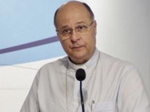 Dom Darci Nicioli, eleito presidente da Comissão Episcopal Pastoral para a Comunicação / Foto: Arquivo